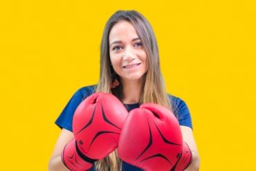 Trabajadora Social Alicia López