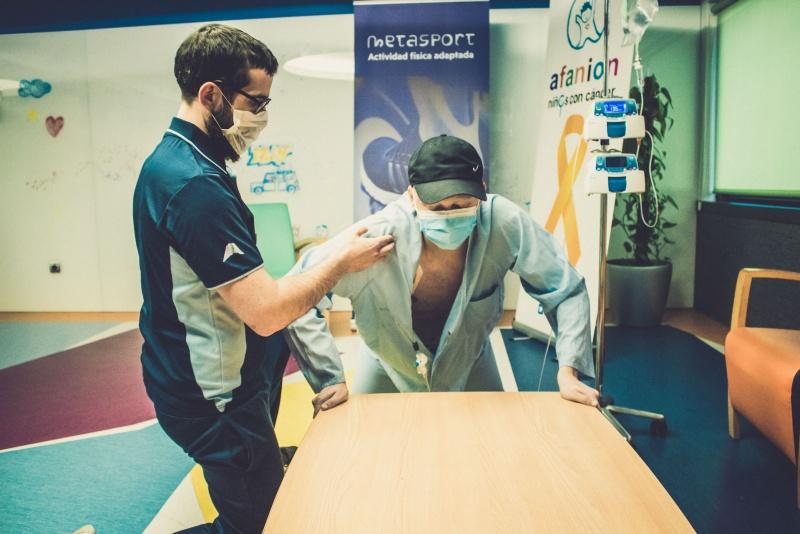 Ejercicio físico hospitalario