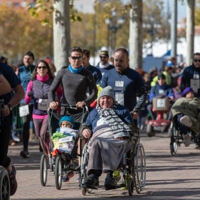 Carrera inclusiva metasport