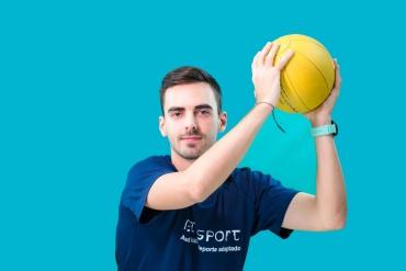Técnico deportivo Miguel Monsalve