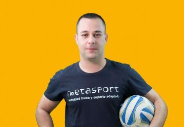 Técnico deportivo Pedro Fernández