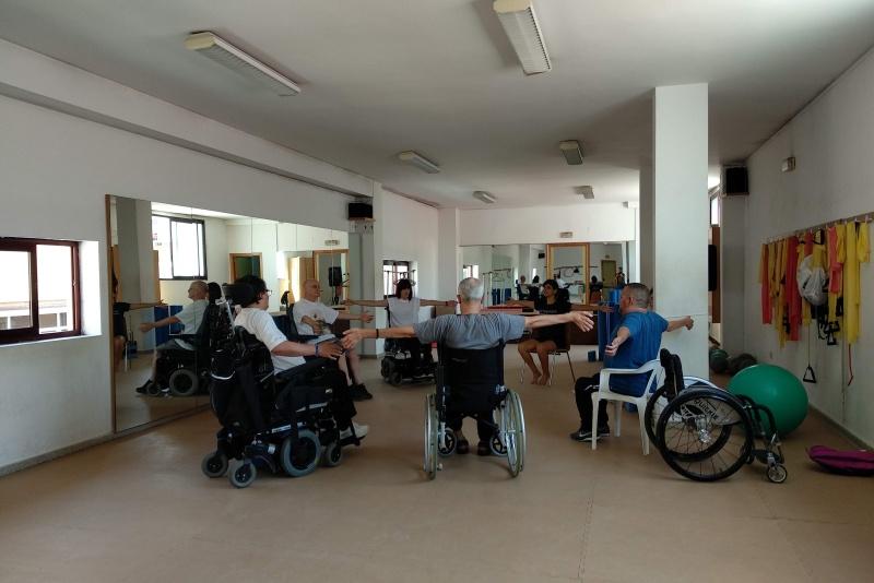 Yoga inclusivo metasport clm