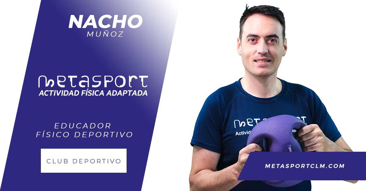 NACHO MUÑOZ